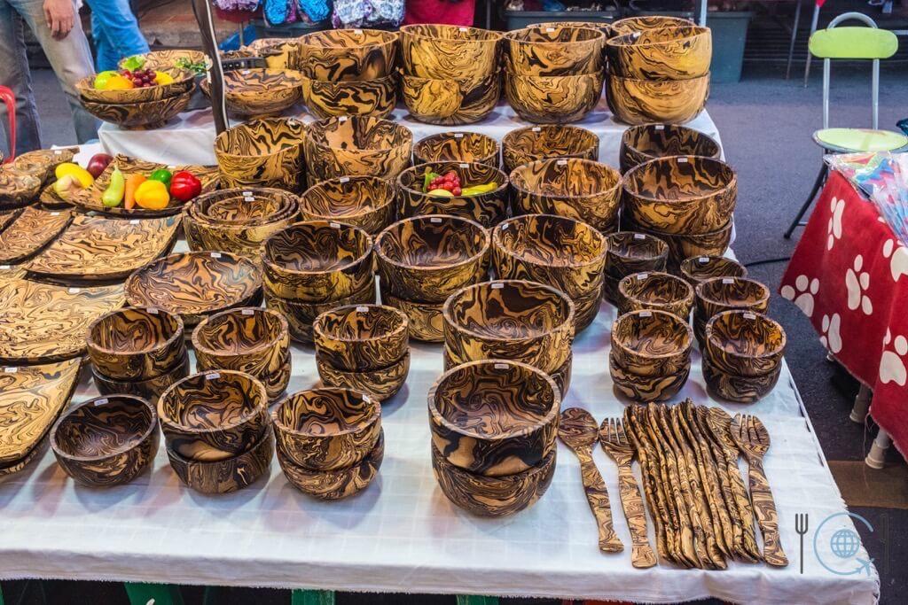 Chiang Mai Itinerary sunday market