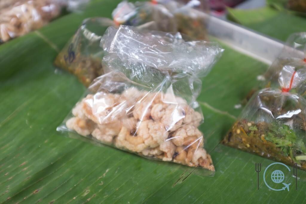 Cooking School Chiang Mai Pork Skin
