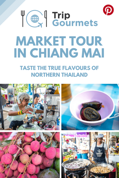 MARKET TOUR IN CHIANG MAI