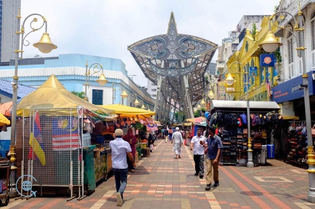 Kuala Lumpur Itinerary Heritage Walk
