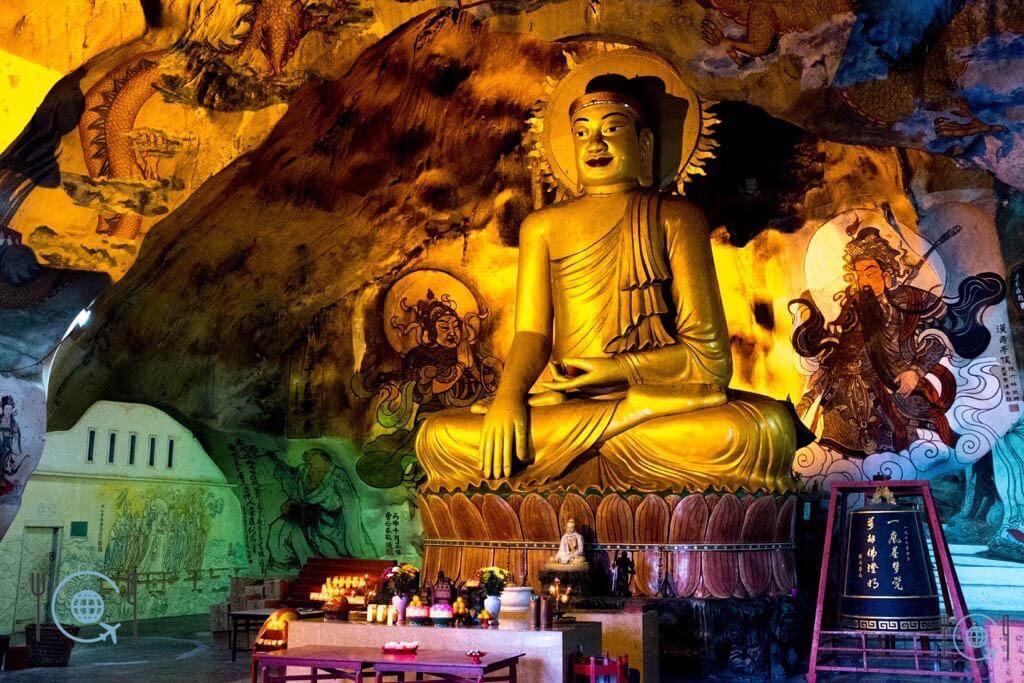 Kuala Lumpur Itinerary Ipoh Cave