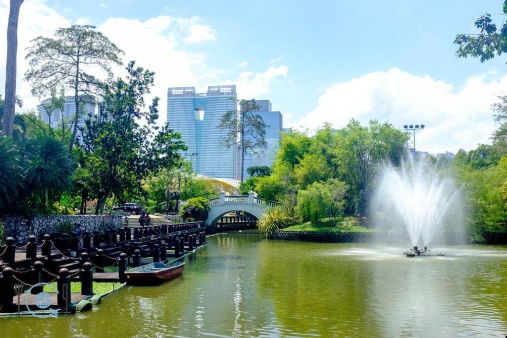Kuala Lumpur Itinerary Lake Gardens
