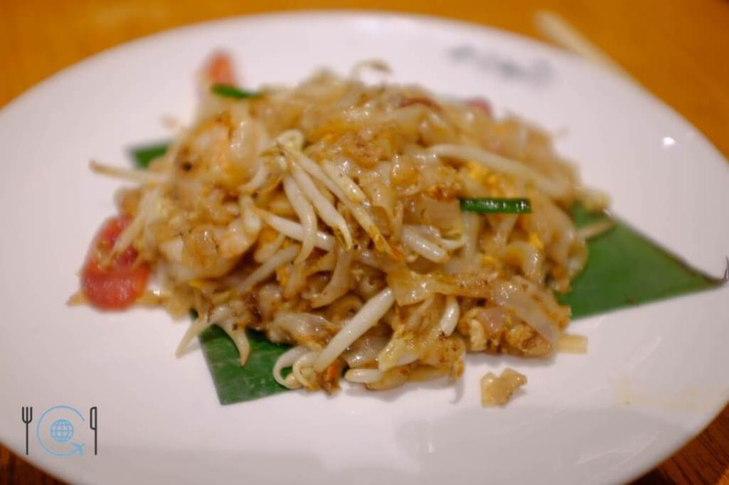 Kuala Lumpur Itinerary Penang Famous Fried Koay Teow
