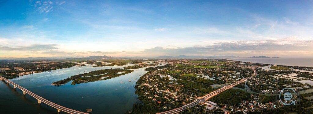 Vietnam 3 week itinerary Panorama