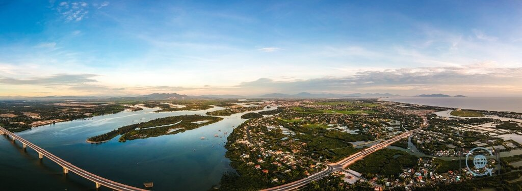 Vietnam 3 week itinerary Panorama