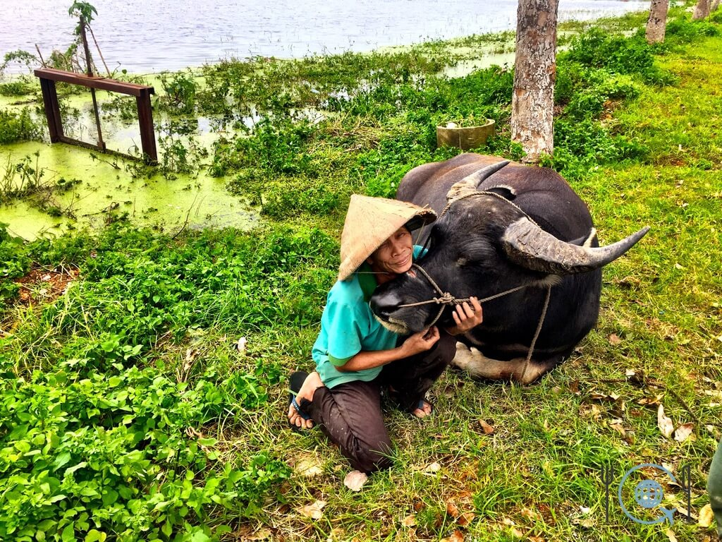 Vietnam 3 week itinerary Hoi An Farmer