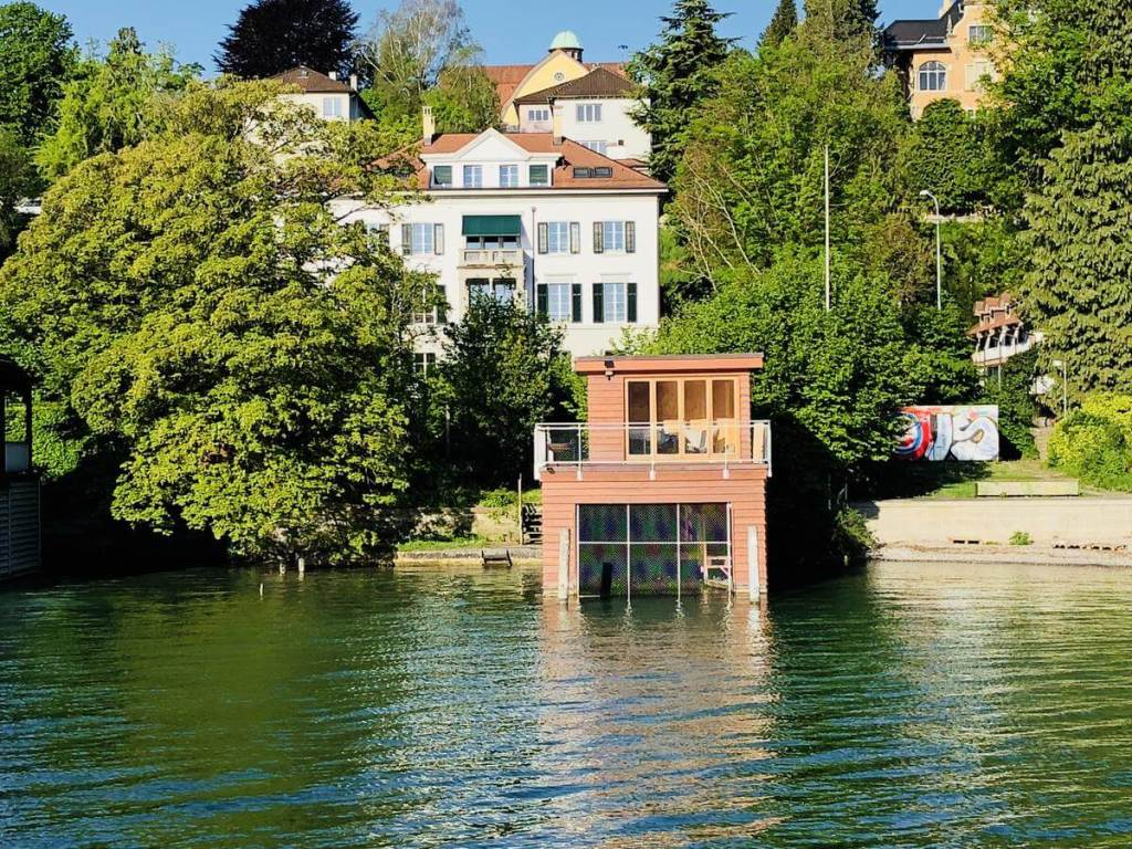 Best places to stay in zurich seeloft