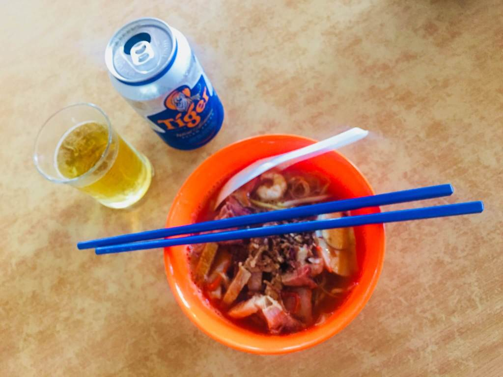 Best Hawker Food in Penang Hokkien Mee
