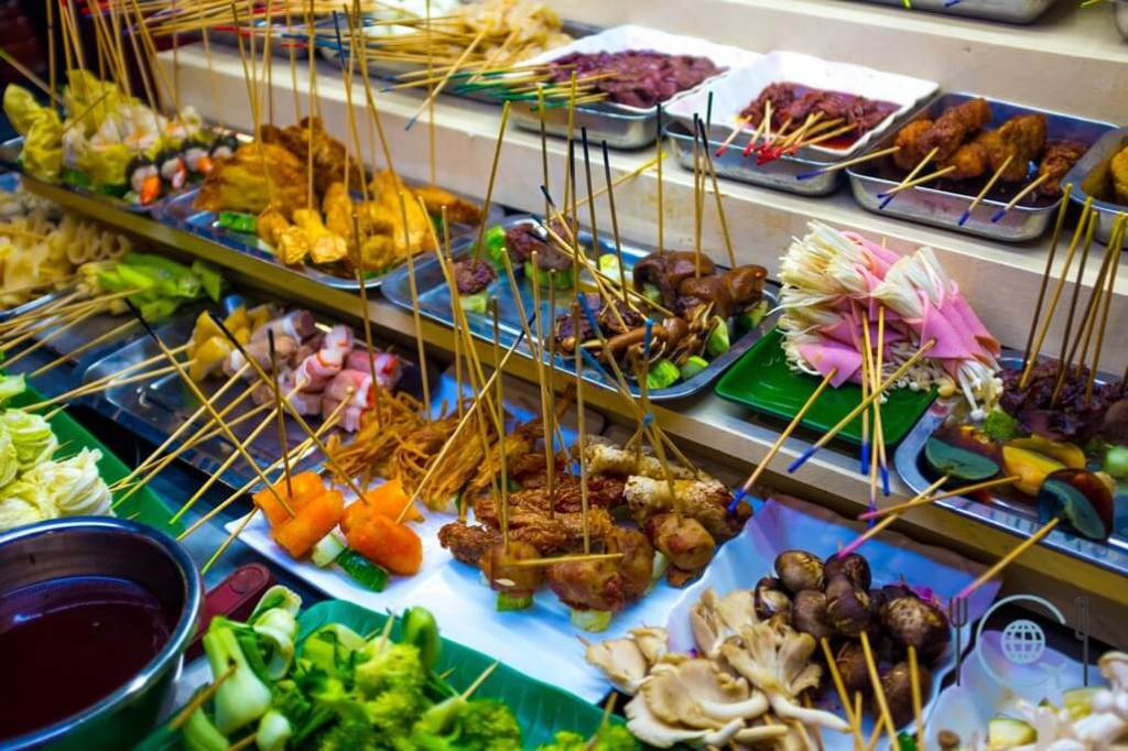 Best Hawker Food in Penang Lok Lok
