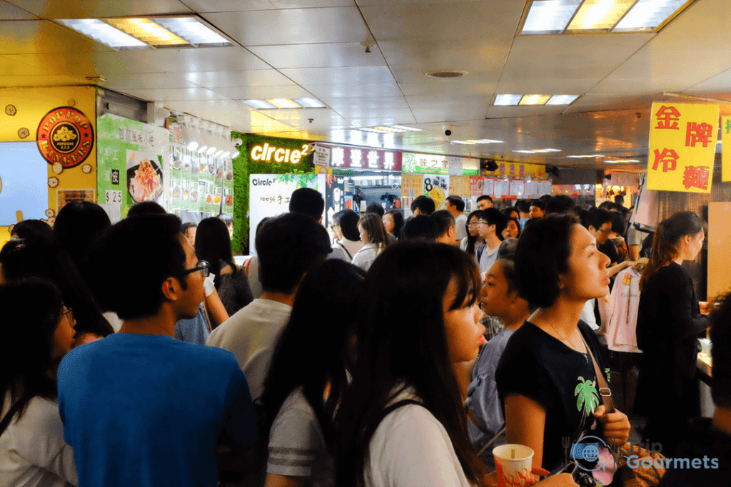 Must eat in Hong Kong masses