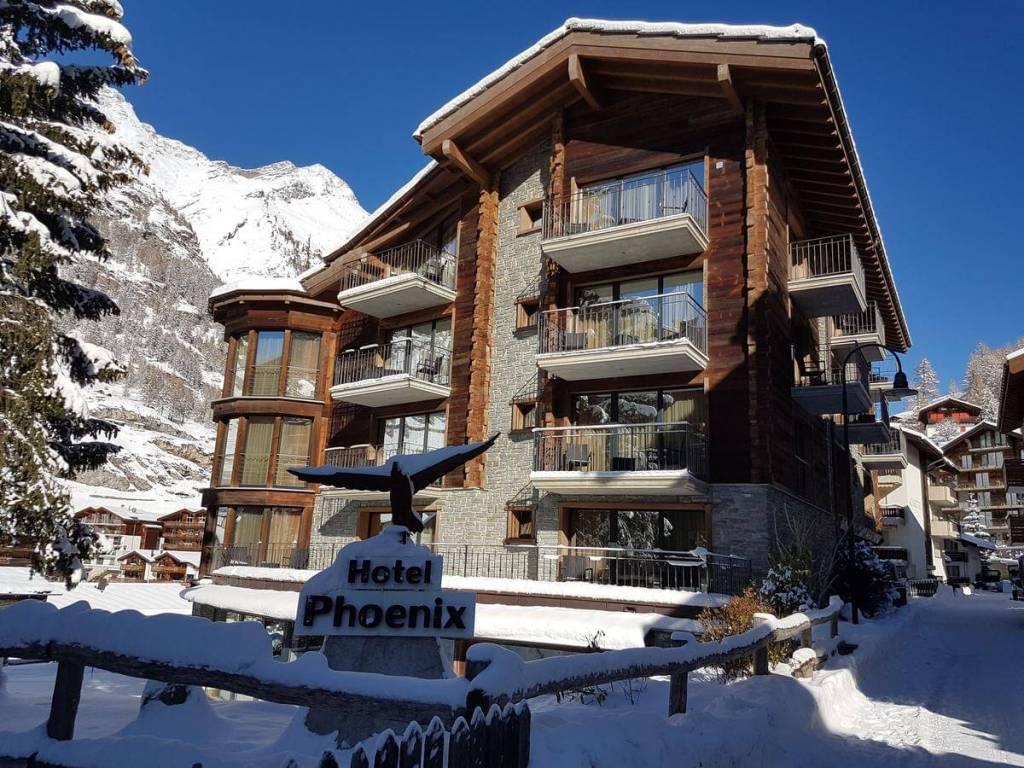 Ski Holiday Zermatt - Hotel Phoenix