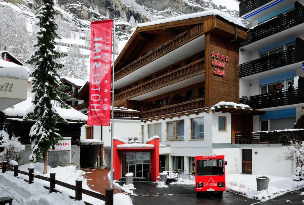 Ski Holiday Zermatt - Hotel Simi