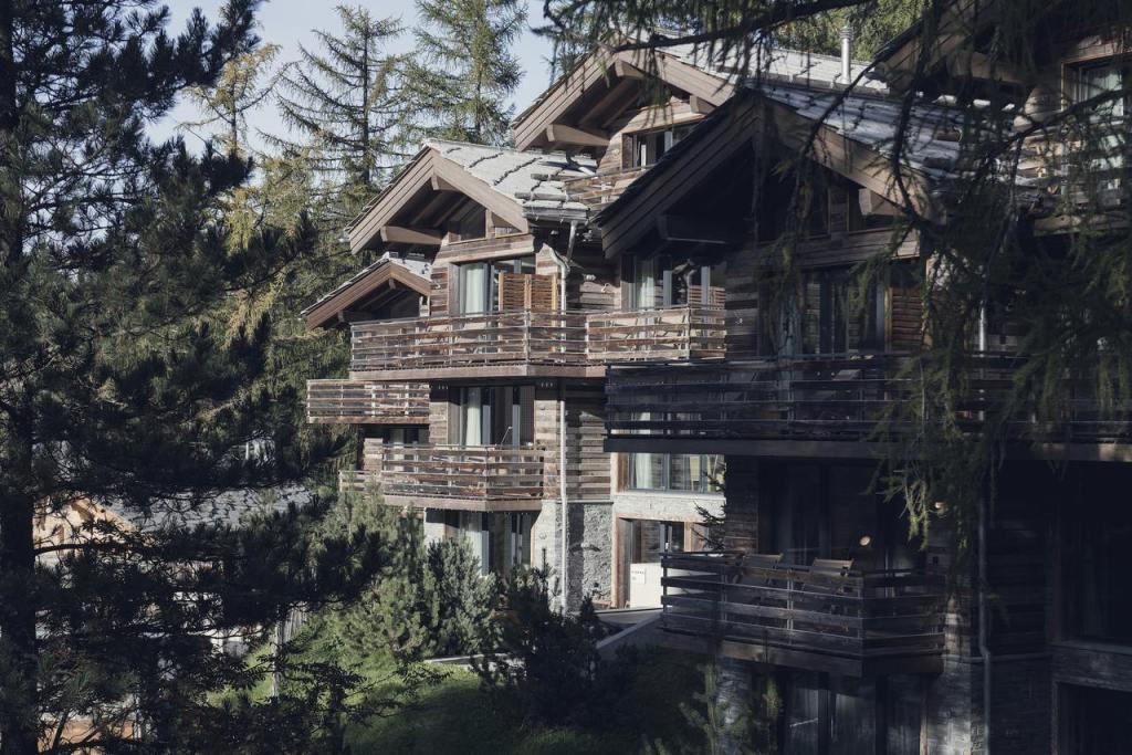 Ski Holidays Zermatt - CERVO Mountain Boutique Resort