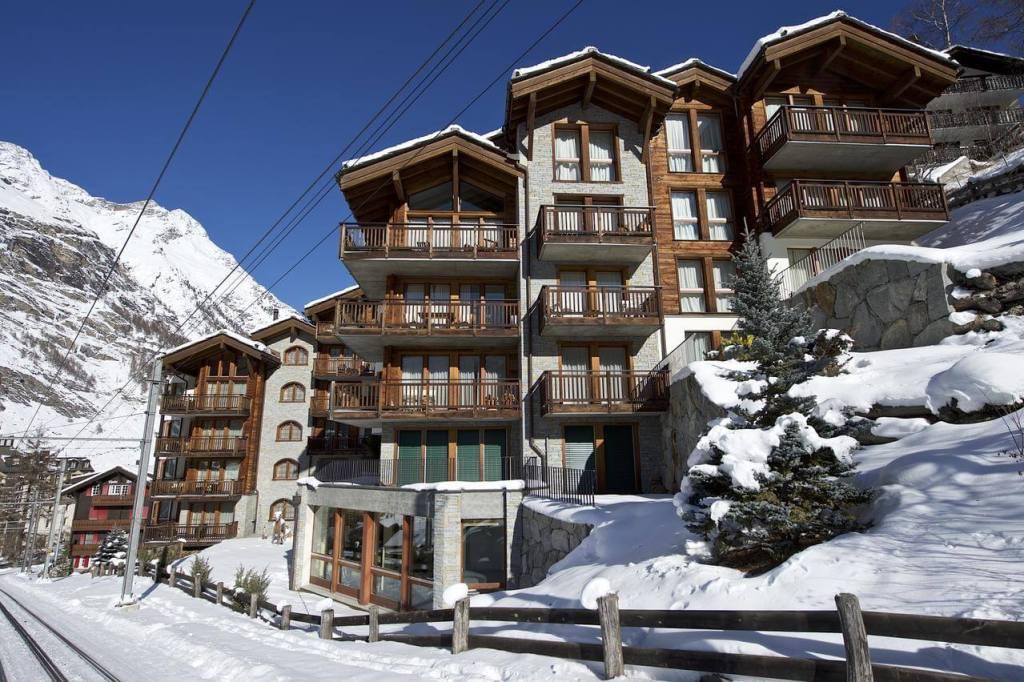 Ski Holidays Zermatt - La Bohème Apartments