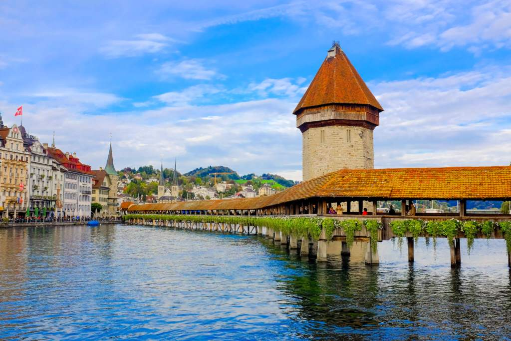 Things to do in Switzerland in winter - Lucerne