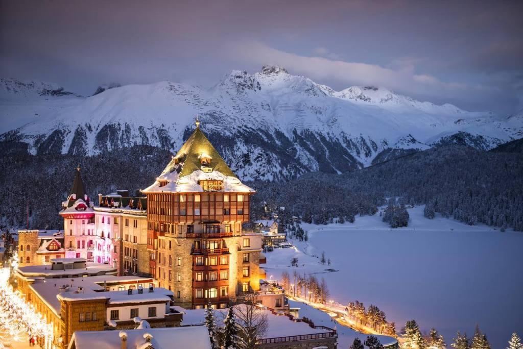 St Moritz Accommodation Badrutt's Palace
