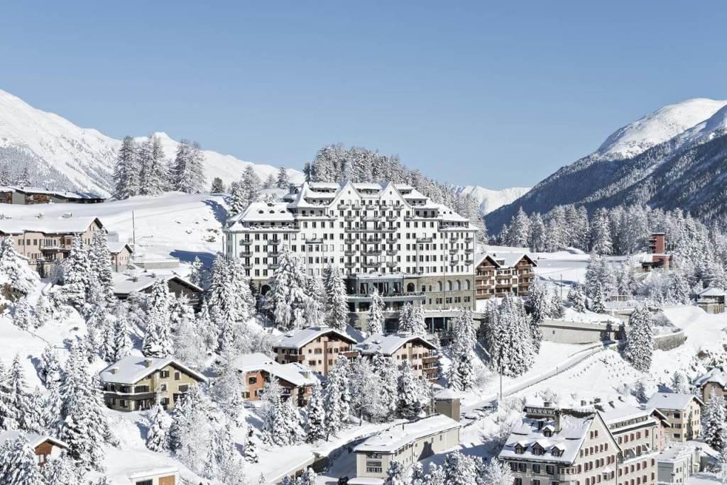 St Moritz Accommodation Carlton