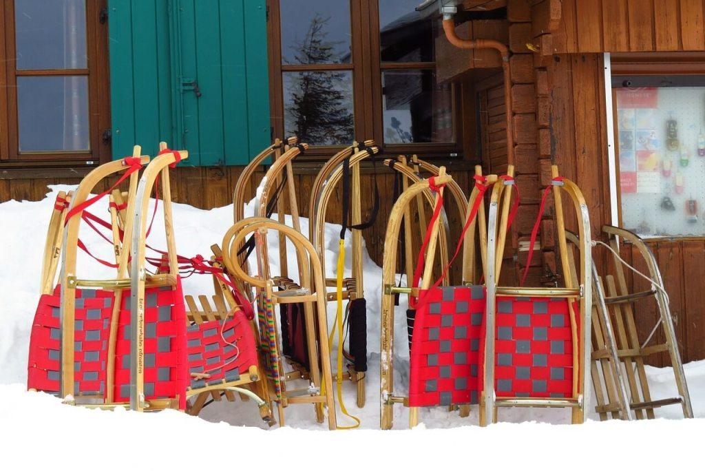 Things to do in St Moritz - Toboggan