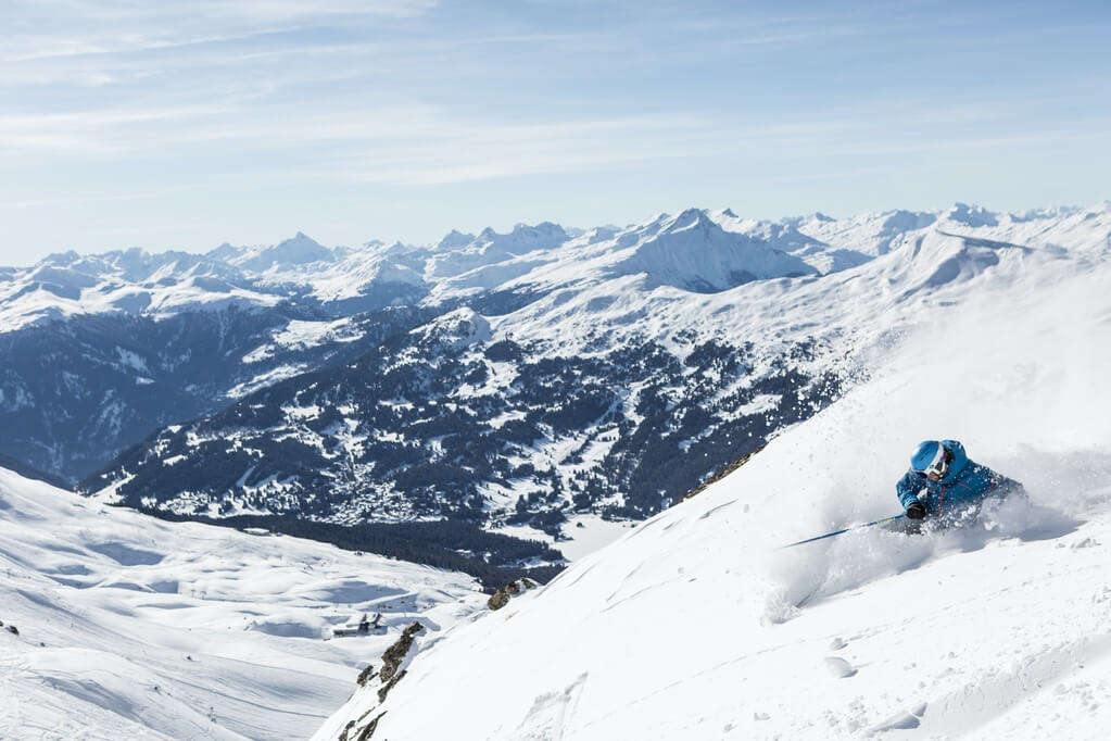 Switzerland Winter Holidays : Lenzerheide : Copyright by Arosa Lenzerheide Tourismus