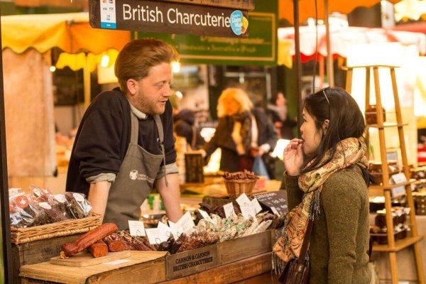 London Food Tours - Secret British Food Tour