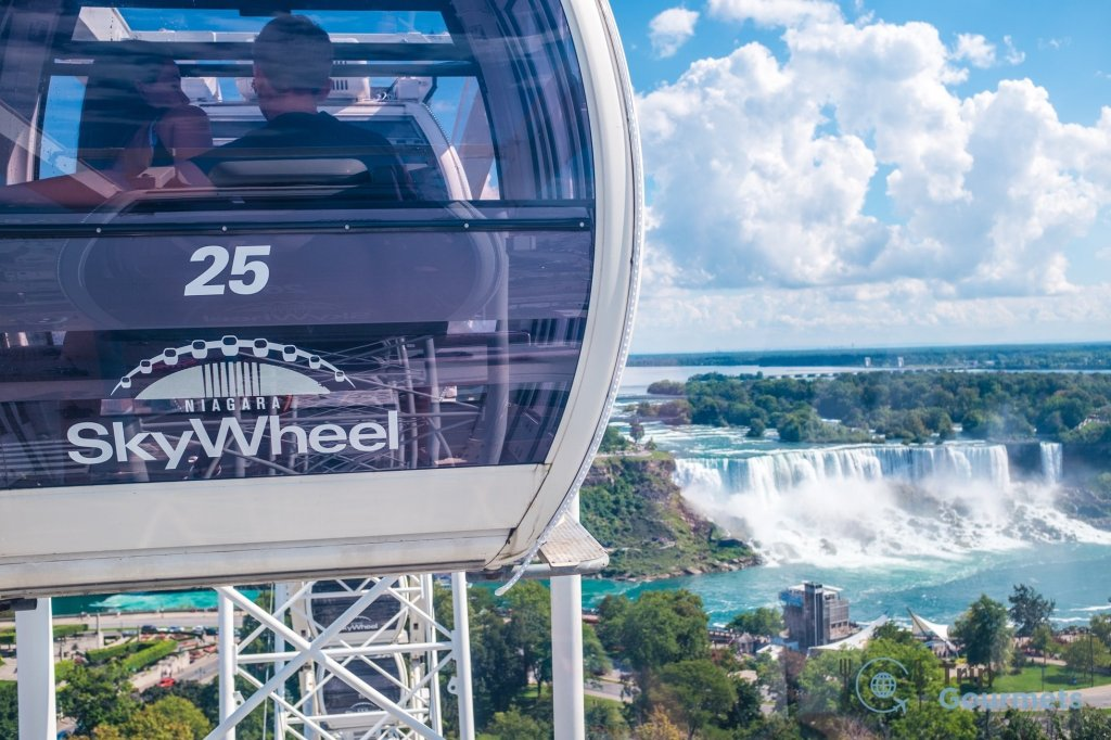 Things to do in Niagara Falls for couples - SkyWheel