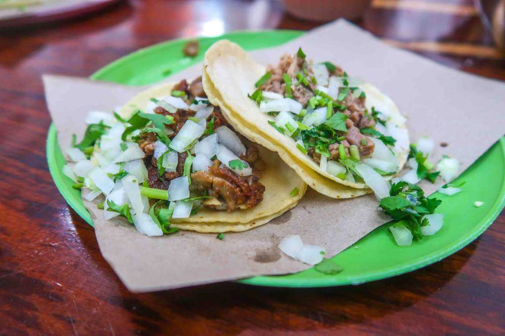 Playa del Carmen cooking classes - Taco