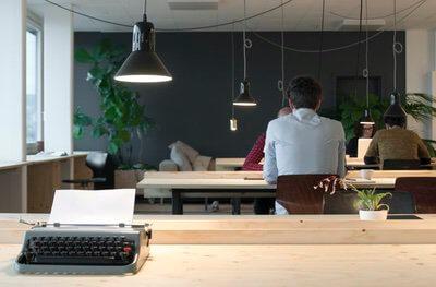 Coworking Space Basel - Kleinhafen