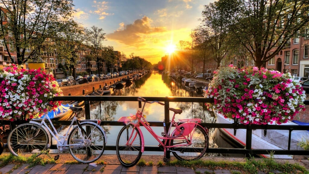 Amsterdam, Netherlands - Best Cities for Quality of Life