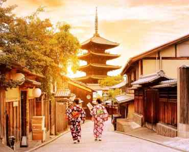 Kyoto - Places To Visit Before You Die