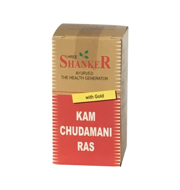 Kam Churamani Ras With Gold