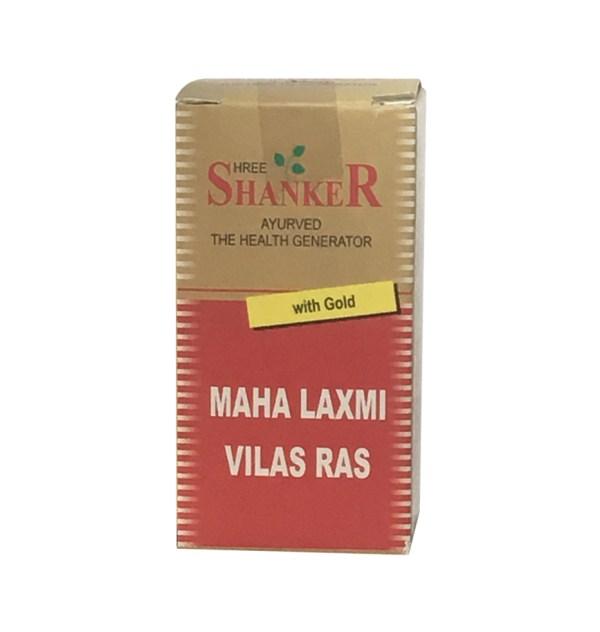 Maha Lakshmivilas Ras With Gold