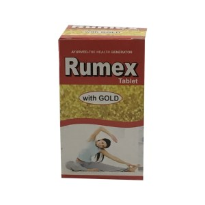 Rumex Tablet With Gold
