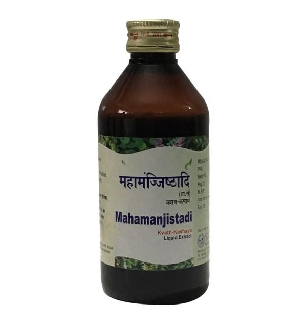 Mahamanjishtadi Kvath