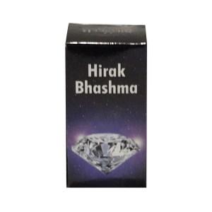 Hirak Bhasma