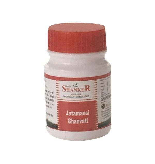 Jatamansi Ghanvati