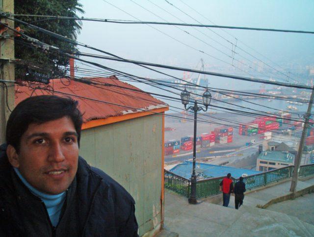 Mirador de Valparaiso