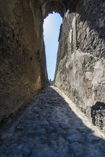 Camino Pompeya