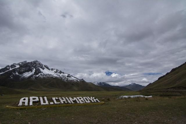 Apu Chimboya Perú