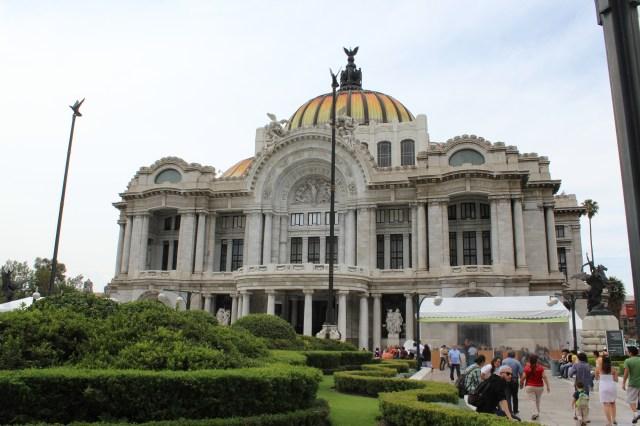 Museo Bellas Artes Mexico