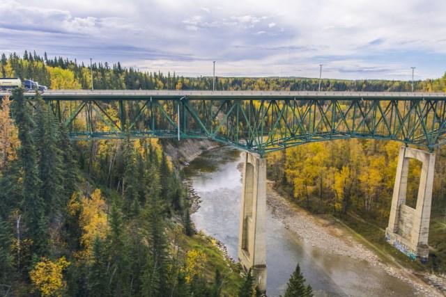 Puente Elevado Edmonton