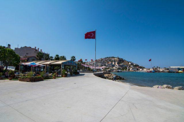Ciudad de Kusadasi Turquía