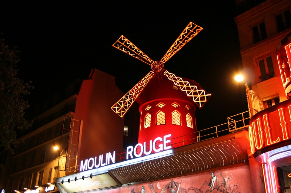 Molin Rouge frontis