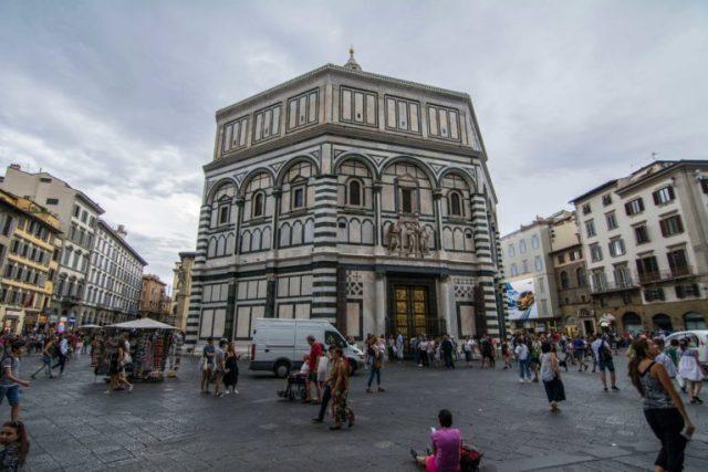 Battistero de Florencia