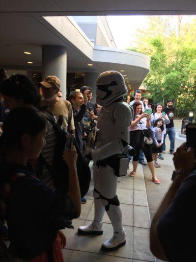 Stormtrooper Disney Orlando