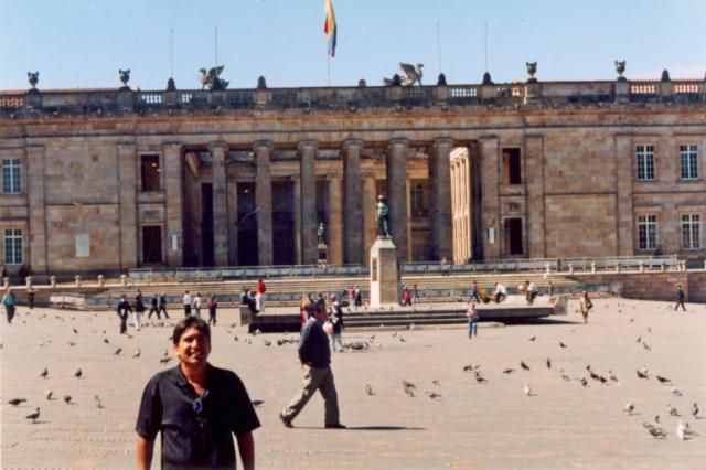 Capitolio Nacional Bogotá Colombia