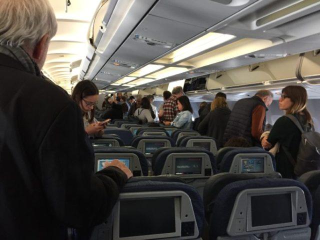 Air Canada interiores