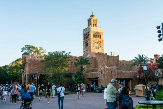 Pabellón Marruecos Epcot