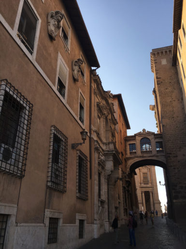 Camino del Campidoglio Roma