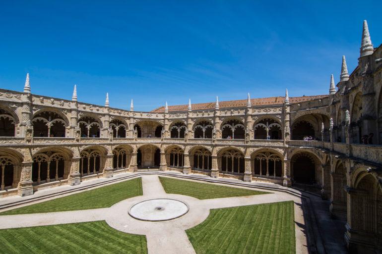 Claustro Monasterio de los JerónimosClaustro Monasterio de los Jerónimos