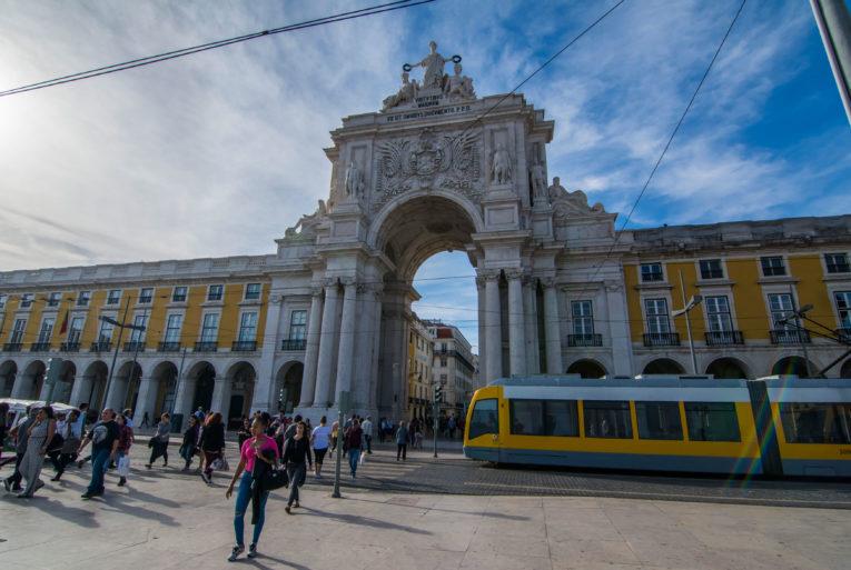 Plaza de Comercio Lisboa